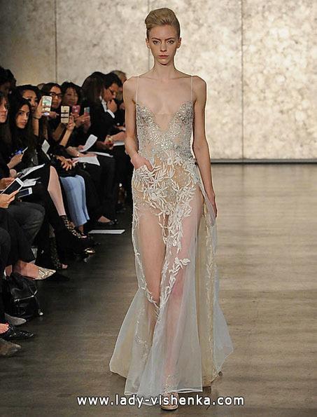 Прозрачные свадебные платья фото - Inbal Dror