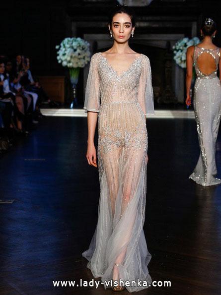 Прозрачные свадебные платья фото - Alon Livne