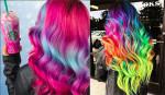 Статья - разноцветные волосы
