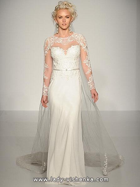 Свадебные платья с кружевными рукавами - Maggie Sottero