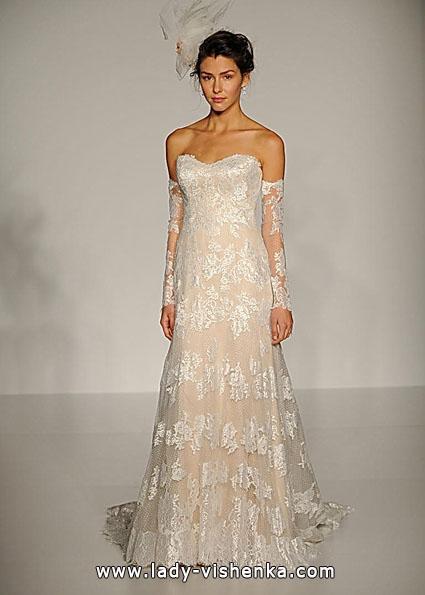 Свадебные платья с кружевными рукавами 2016 - Sottero and Midgley