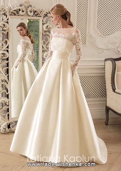 Свадебные платья с кружевными рукавами - Tatiana Kaplun