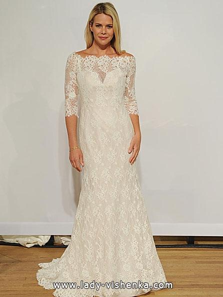 Свадебные платья с кружевными рукавами - Addy K