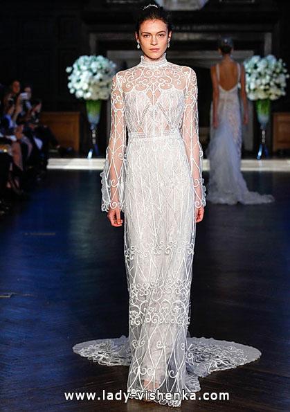 Свадебные платья с кружевными рукавами - Alon Livne