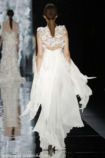 Новинки свадебных платьев YolanCris