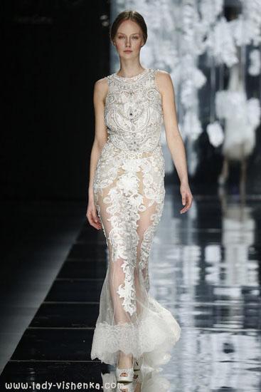 Стильные свадебные платья YolanCris