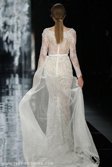 Открытые свадебные платья YolanCris