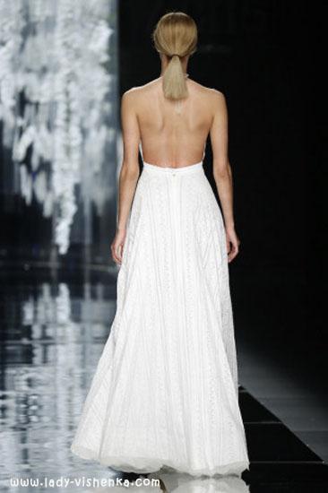 Длинные свадебные платья YolanCris