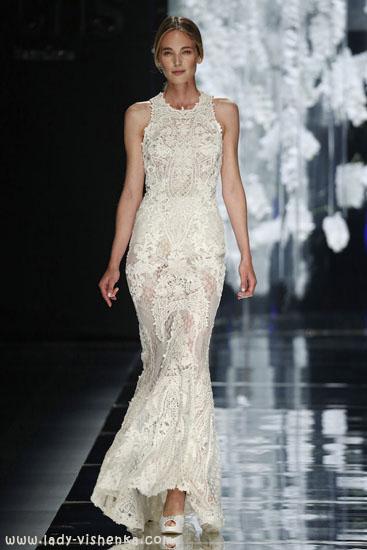 Современные свадебные платья YolanCris