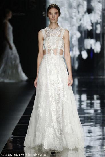Дизайнерские свадебные платья YolanCris