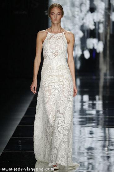 Новые свадебные платья YolanCris
