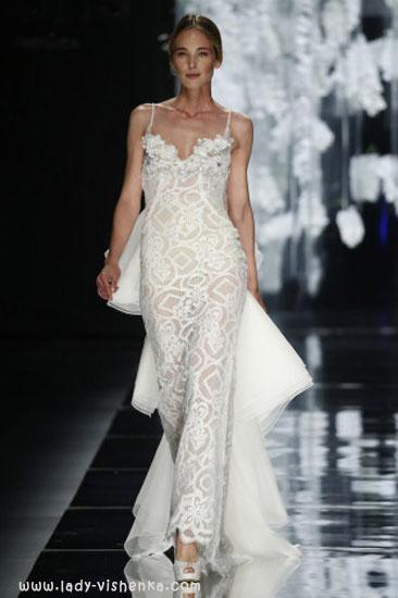 Свадебные платья 2016 YolanCris