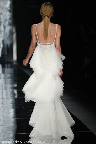 Самые свадебные платья YolanCris