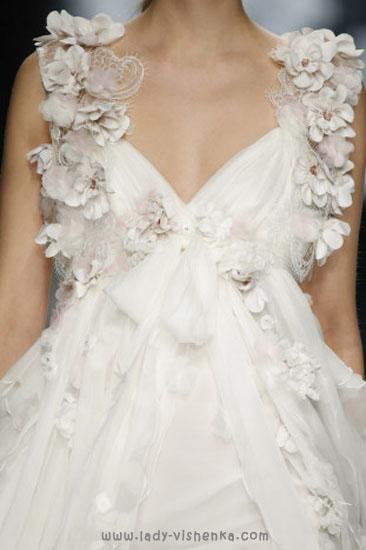 Новые сваденые платья YolanCris