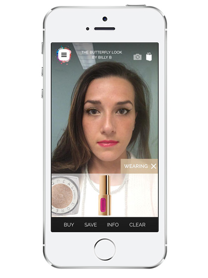 Женское приложение на iPhone