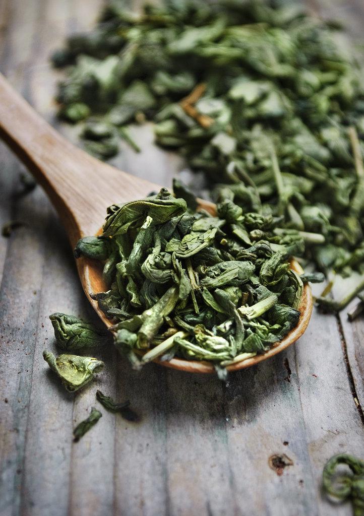 Домашний рецепт красоты. Зеленый чай