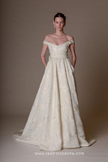 Самые самые свадебные платья Marchesa