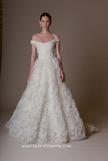 Дизанеры свадебных платьев Marchesa