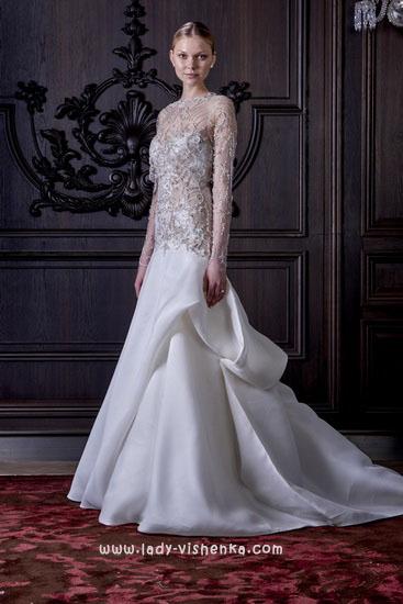 Свадебные платья 2016 Моник Люлье