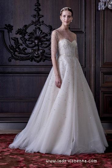 Свадебные платья 2016 года - Моник Люлье