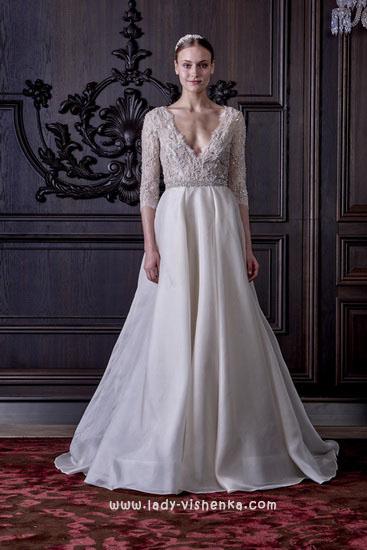 Лучшие свадебные платья - Моник Люлье