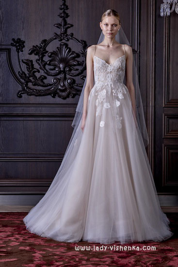 Модные свадебные платья - Моник Люлье