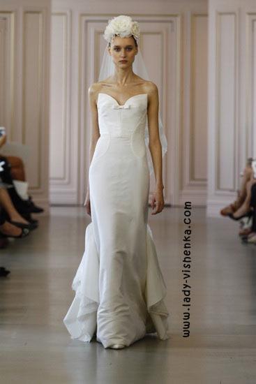 Картинки свадебных платьев Oscar De La Renta