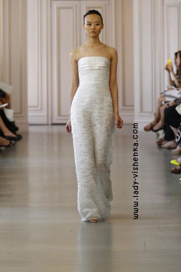 Дизайнеры свадебных платьев Oscar De La Renta