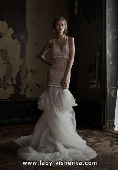 Самые красивые свадебные платья Вера Вонг