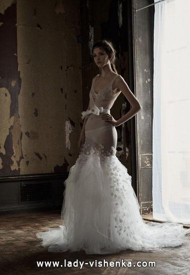 Свадебные платья фото - Вера Вонг