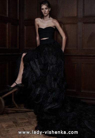 Свадебные платья Вера Вонг 2016