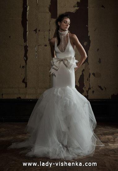 Картинки свадебных платьев Вера Вонг