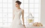 Верх свадебного платья
