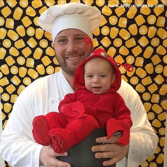 Костюм Омара для малышей