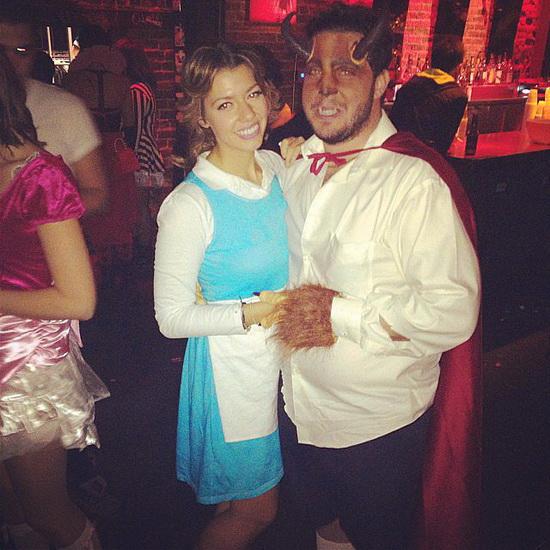 Бель - Хэллоуин костюм