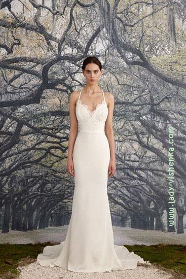Шикарные свадебные платья Nicole Miller