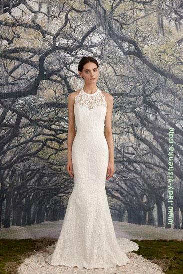 Новинки свадебных платье Nicole Miller