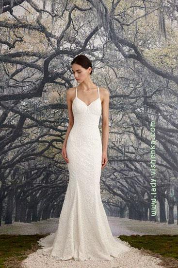 Модные свадебные платья 2016 Nicole Miller