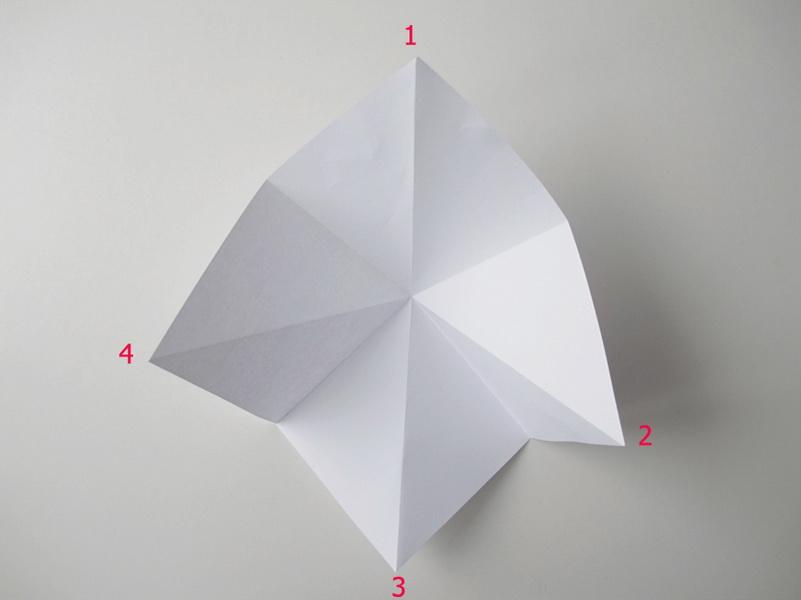 Елочные игрушки из бумаги своими руками мастер класс