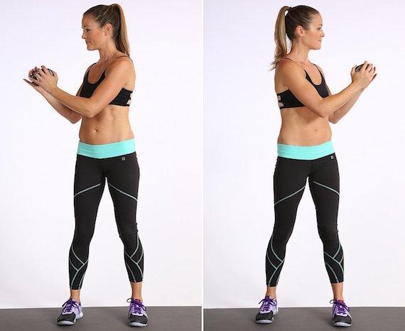Скручивания для спины и талии