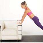 Короткие упражнения на 5 минут