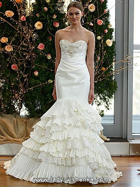 Свадебное платье рыбка фото - Isabelle Armstrong