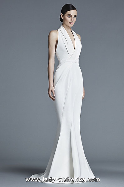 Свадебное платье рыбка - J Mendel