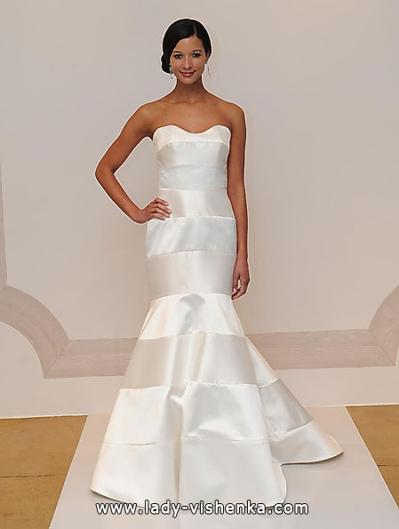 Свадебное платье рыбка - Judd Waddell