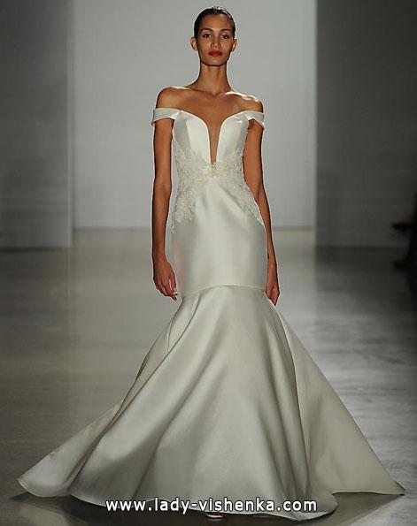 Свадебное платье рыбка - Kenneth Pool