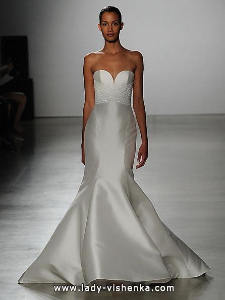 Свадебное платье рыбка фото - Kenneth Pool