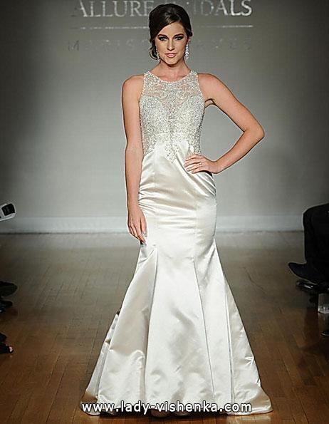 Свадебное платье рыбка 2016 - Allure