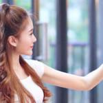 Статья про хвост с распущенными волосами