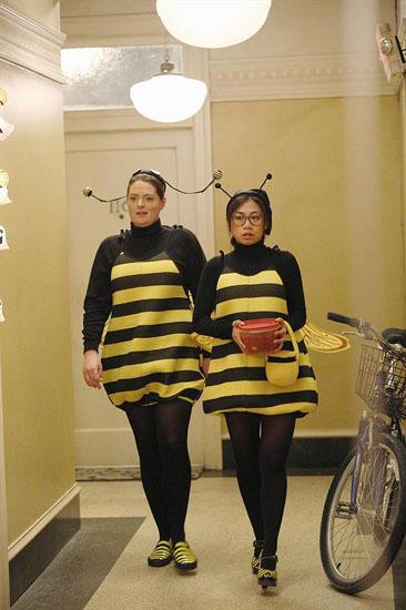 Костюм Пчелы на Хэллоуин