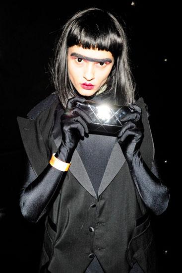 Костюм на Хэллоуин - Темная сторона